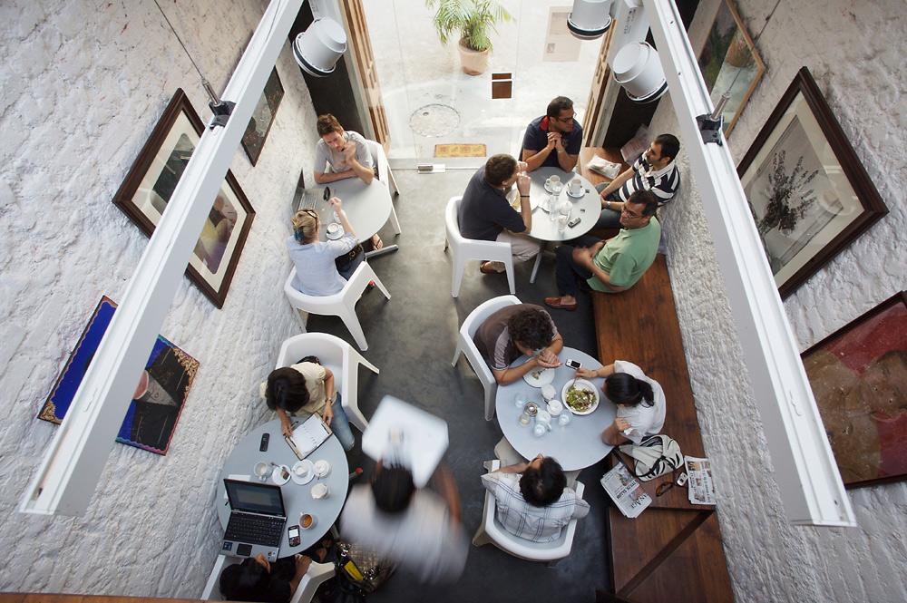 Kala Ghoda Cafe, Mumbai