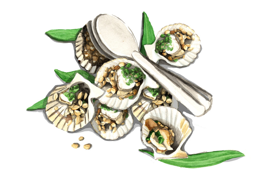 Clams: A guide to eating local in Phú Quốc, Vietnam