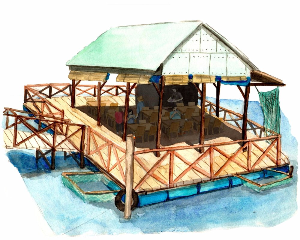 Restaurant on stilts: A guide to eating local in Phú Quốc, Vietnam