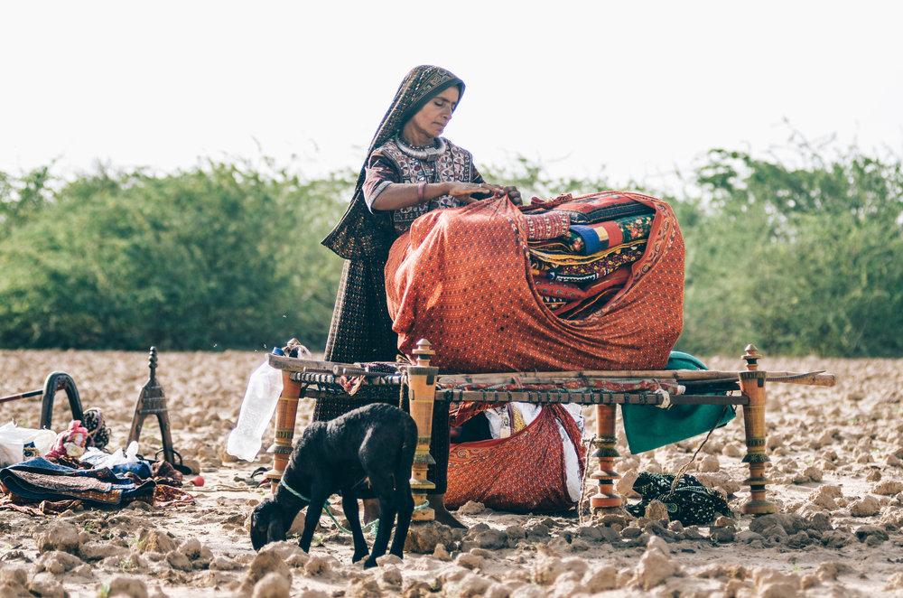 The pastoralists of Kutch, Gujarat