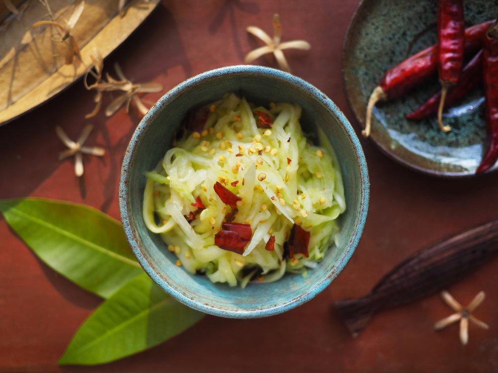 Dhaka Raw Mango Chutney