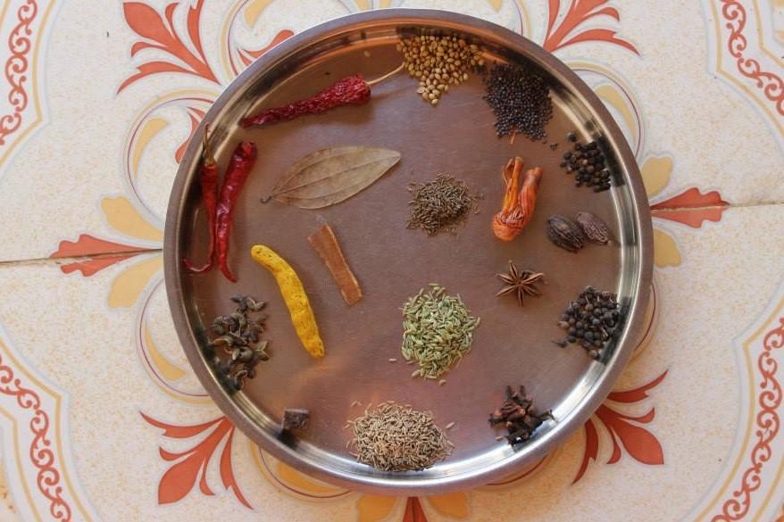 Koli masala. Image credit: Anjali Koli
