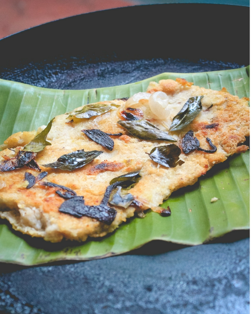 Kalathappam. Image credit: Meris Cherian