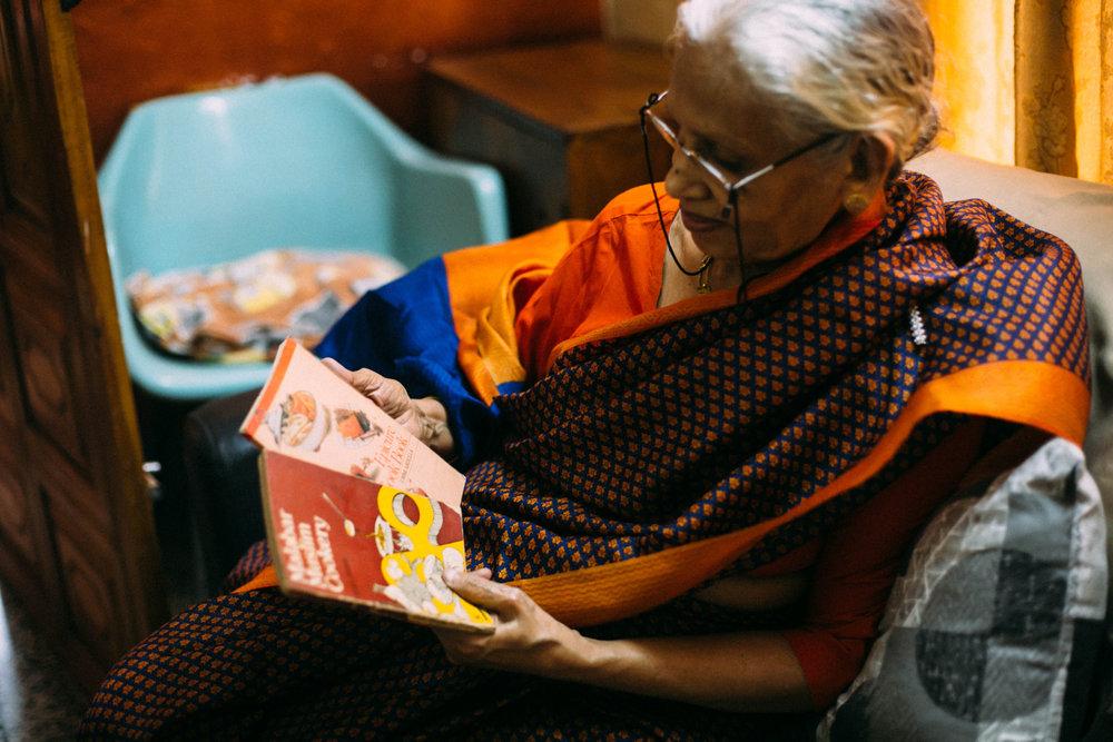 Ummi Abdulla has written 7 cookbooks including Malabar Muslim Cookery