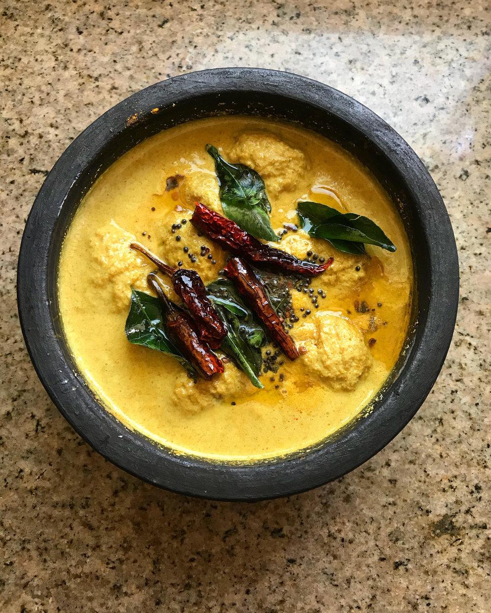 Shana's Mambazha Pulisseri: Goya recipe contest