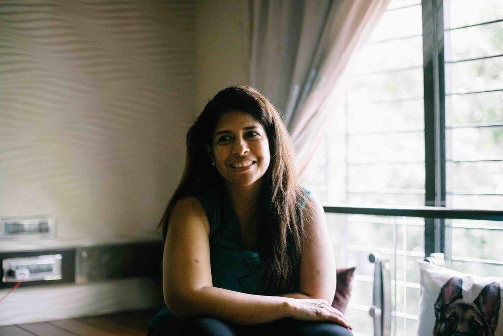 Hena Gulabani shares Sindhi recipes with The Goya Journal