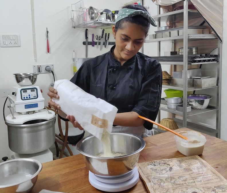 How to bake sourdough at home with Mumbai-based baker Krishni Shroff | Radio Goya