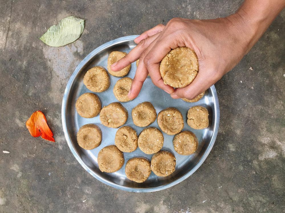 recipe for making tambittu