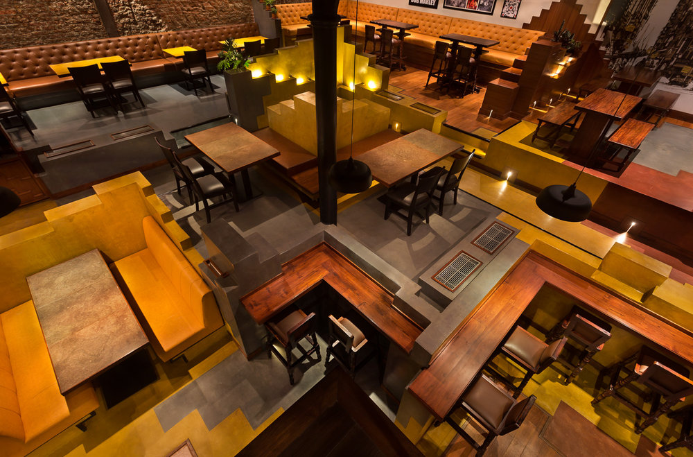 Toit Brewery takes over the former Blue Frog space in Mathuradas Mills, Mumbai  Image credit: Kunal Bhatia