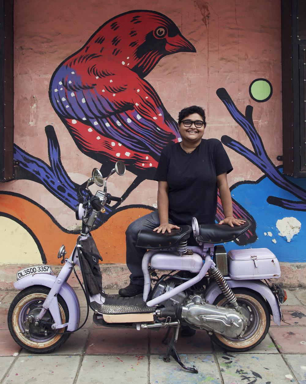 Chef Anumitra Ghosh Dastidar