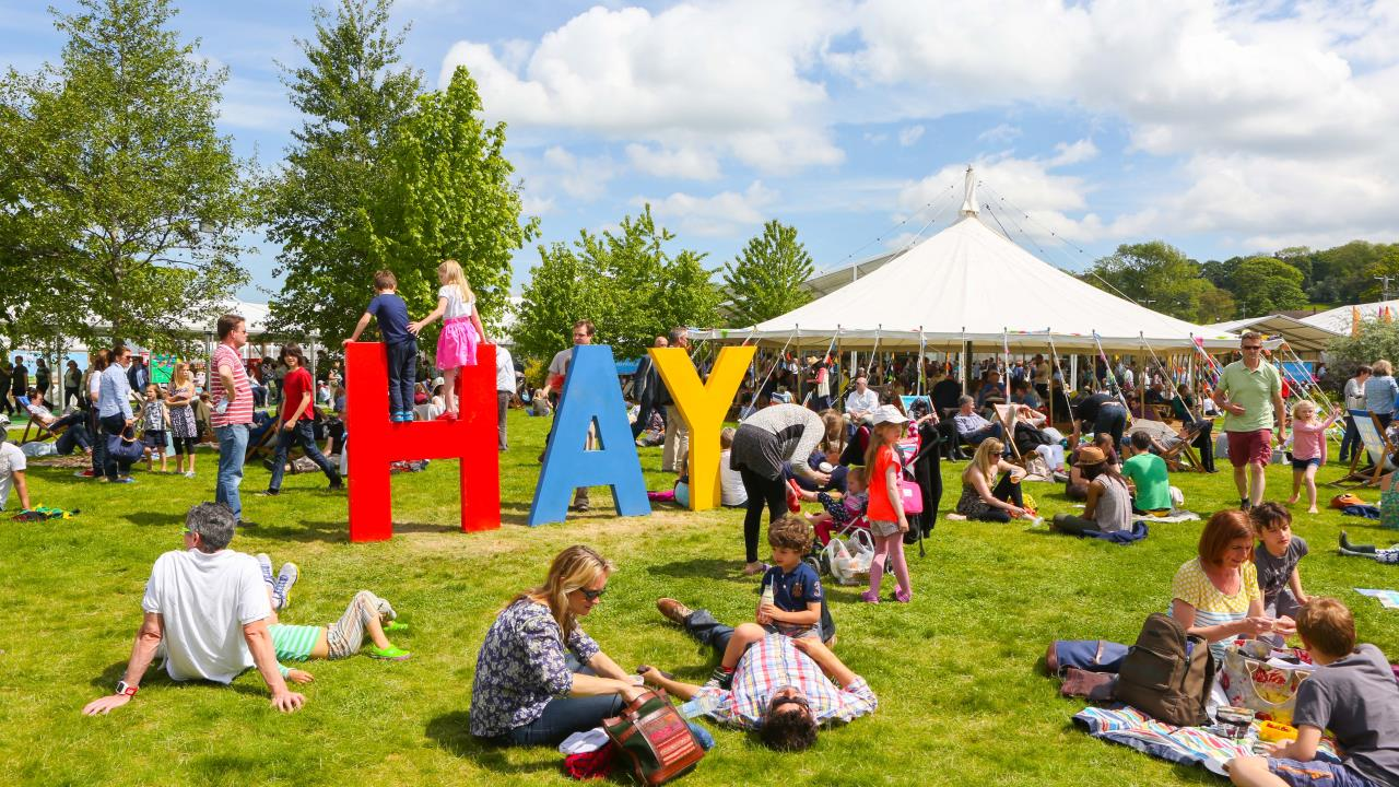 Hay Festival: Terrorism as a Teachable Moment — Crime & Security ...