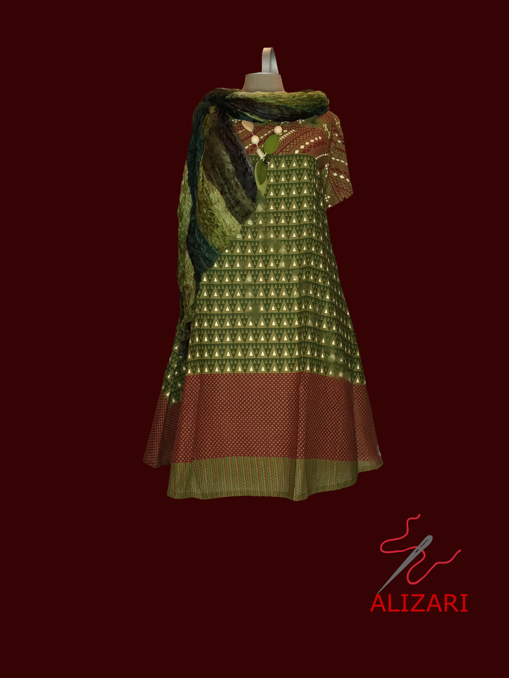 Dress Radha