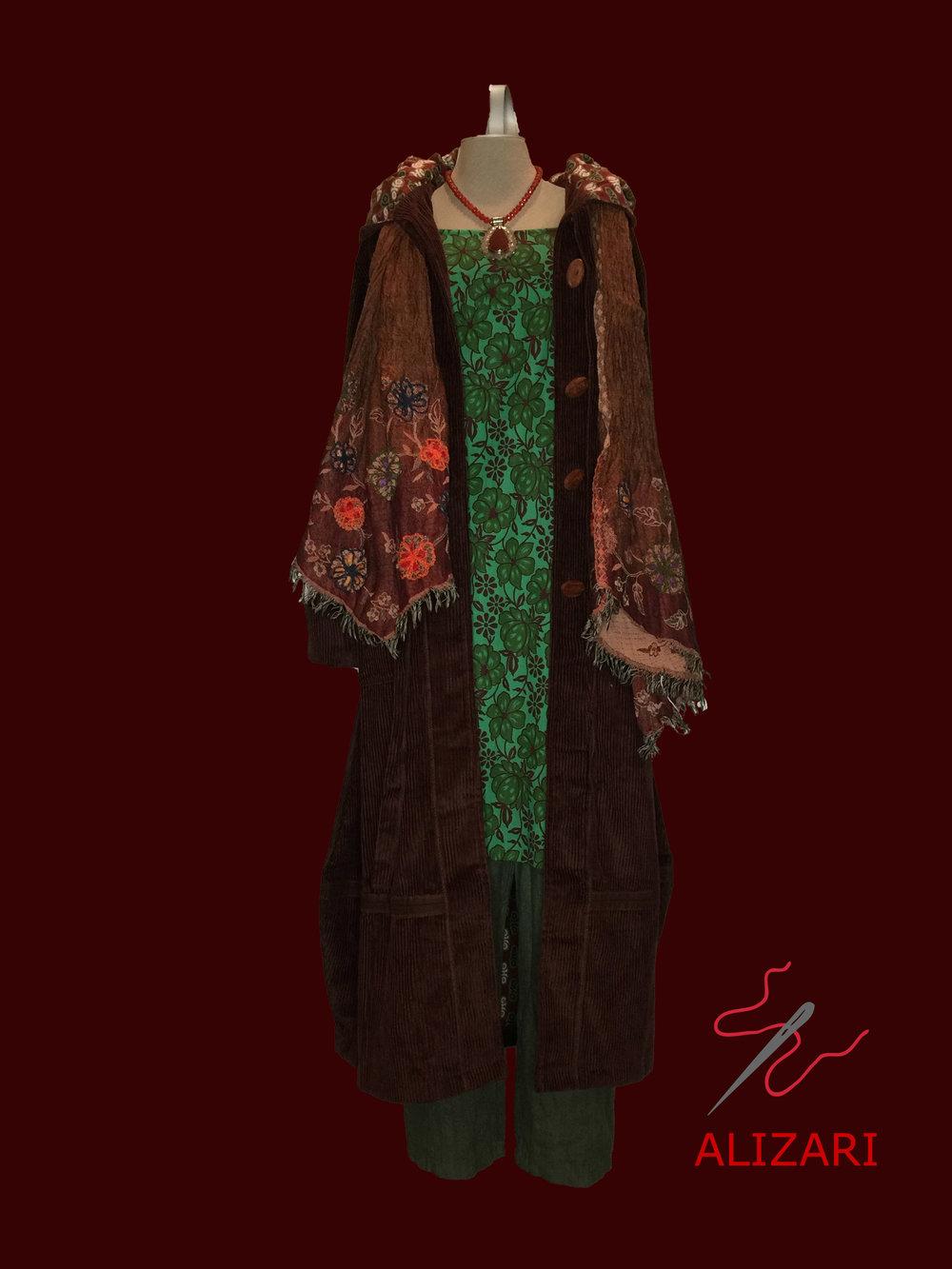 Coat Mosseka