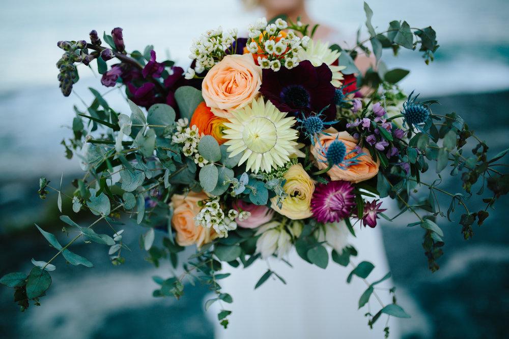 Hills District, Sydney Wedding photography - flowers