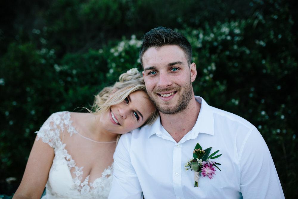 Hills District, Sydney Wedding photography - pearl beach