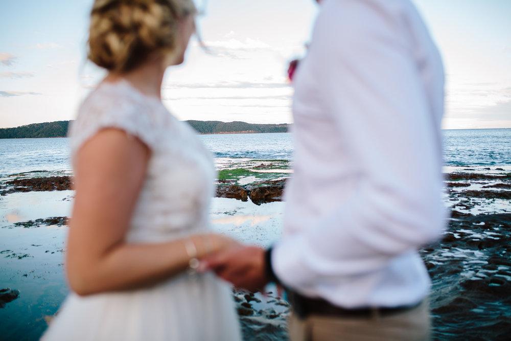 Hills District, Sydney Wedding photography - looking ahead