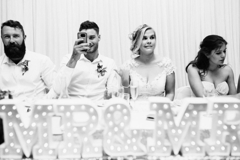Hills District, Sydney Wedding photography - Mr & Mrs