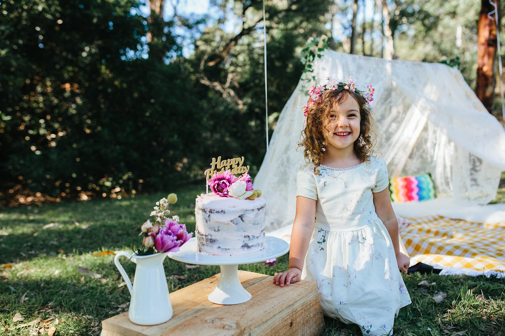 Birthday Girl | lauren Kennedy Photographer