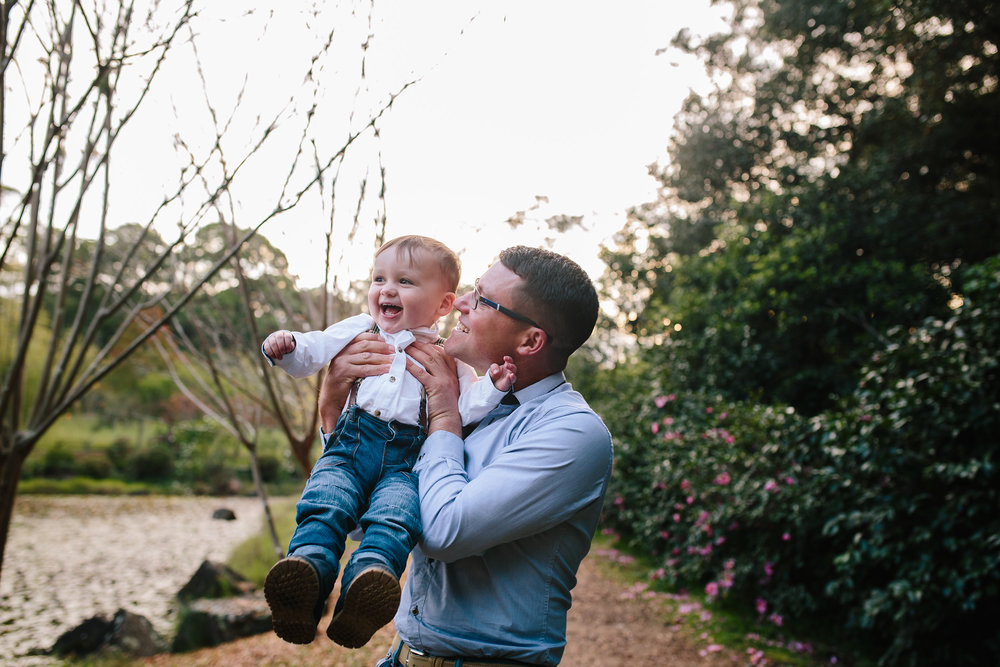 Dad and son | Sydney Family Photographer