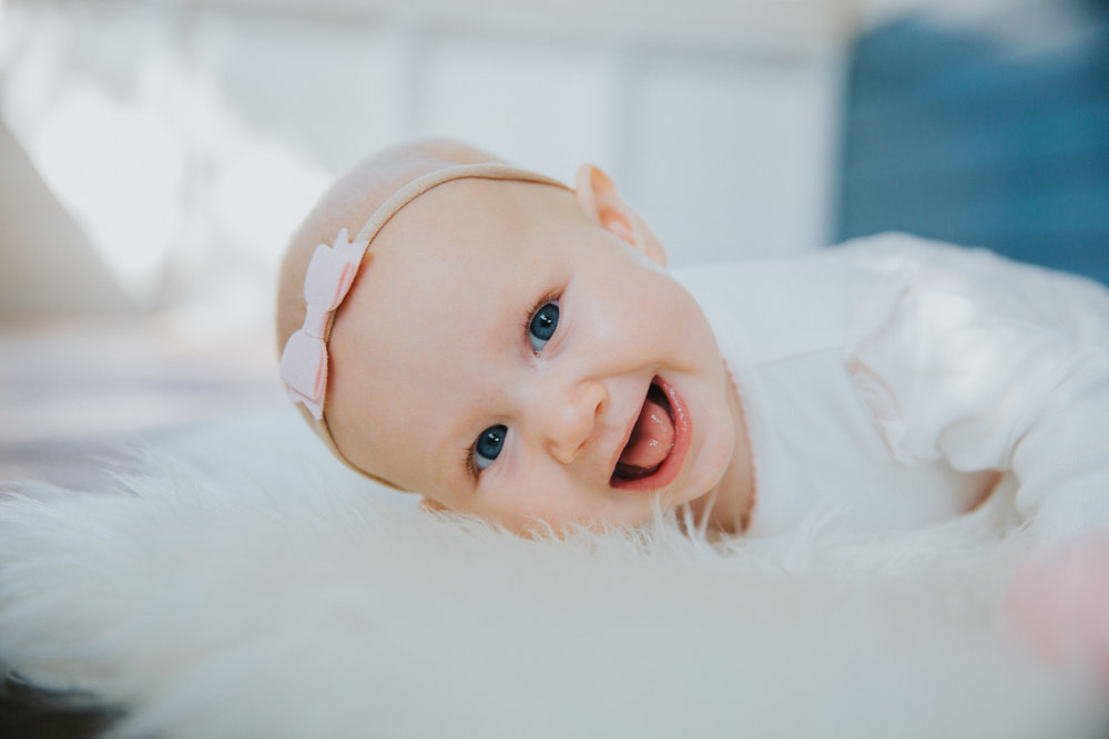 4 months old | Sydney baby photographer