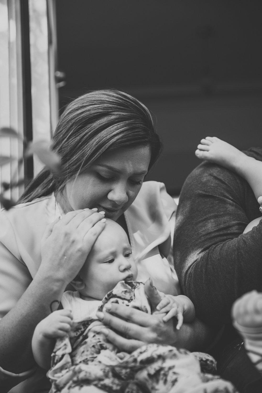 Motherhood | Hills District baby photographer