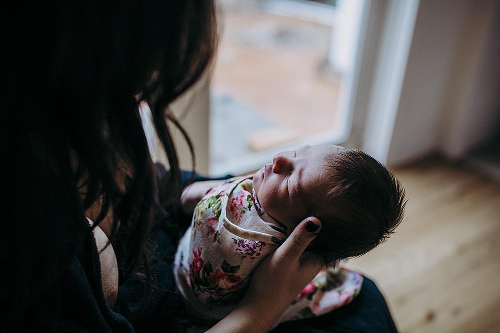 Mum and baby | Newborn photography sydney