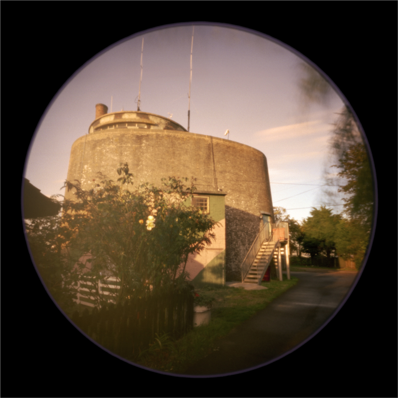 Martello Tower A, St Osyth, Essex, England