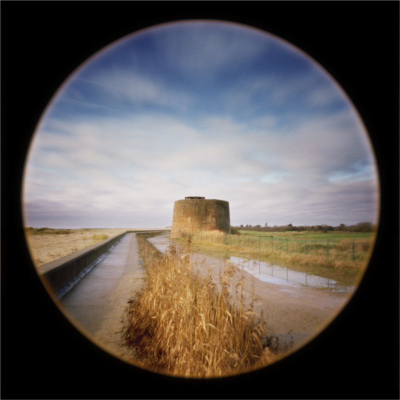 Martello Tower D, Clacton-on-Sea, Essex, England