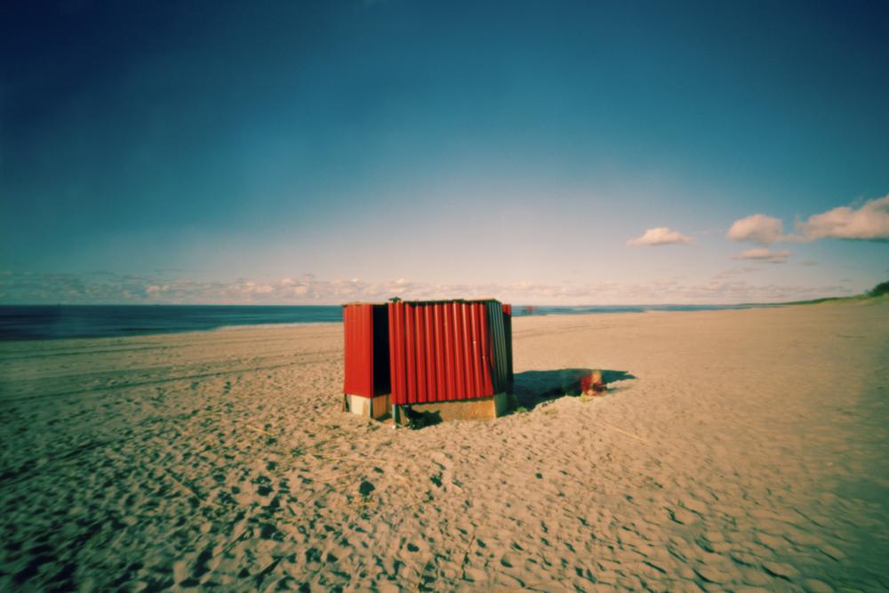 Red Cabin, Baltysk, Kaliningrad Oblast, Russia