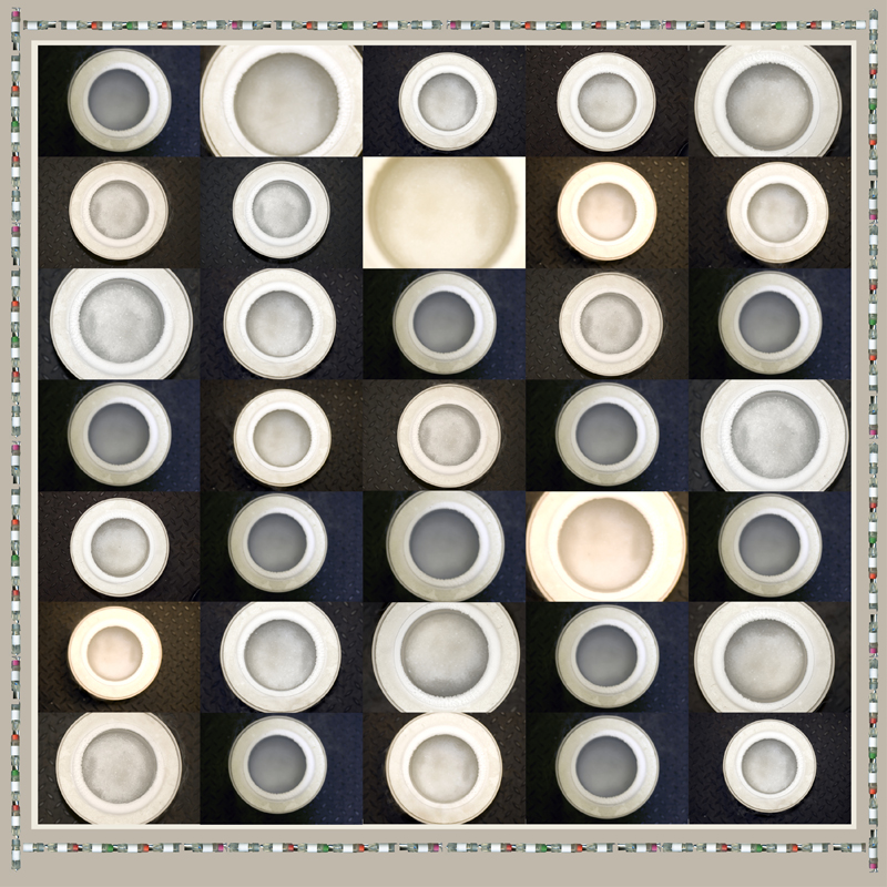 Frozen wells