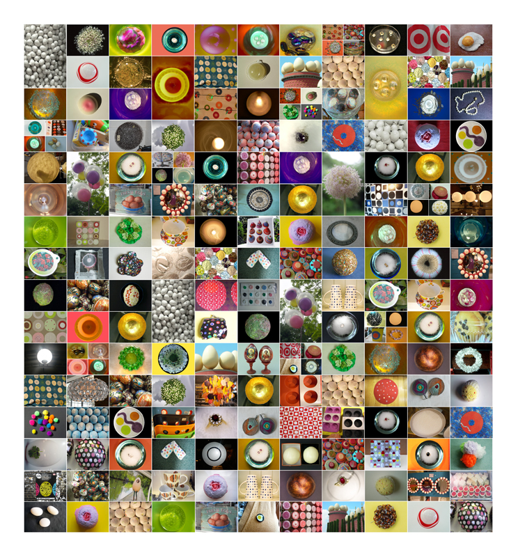 Seeing eggs everywhere