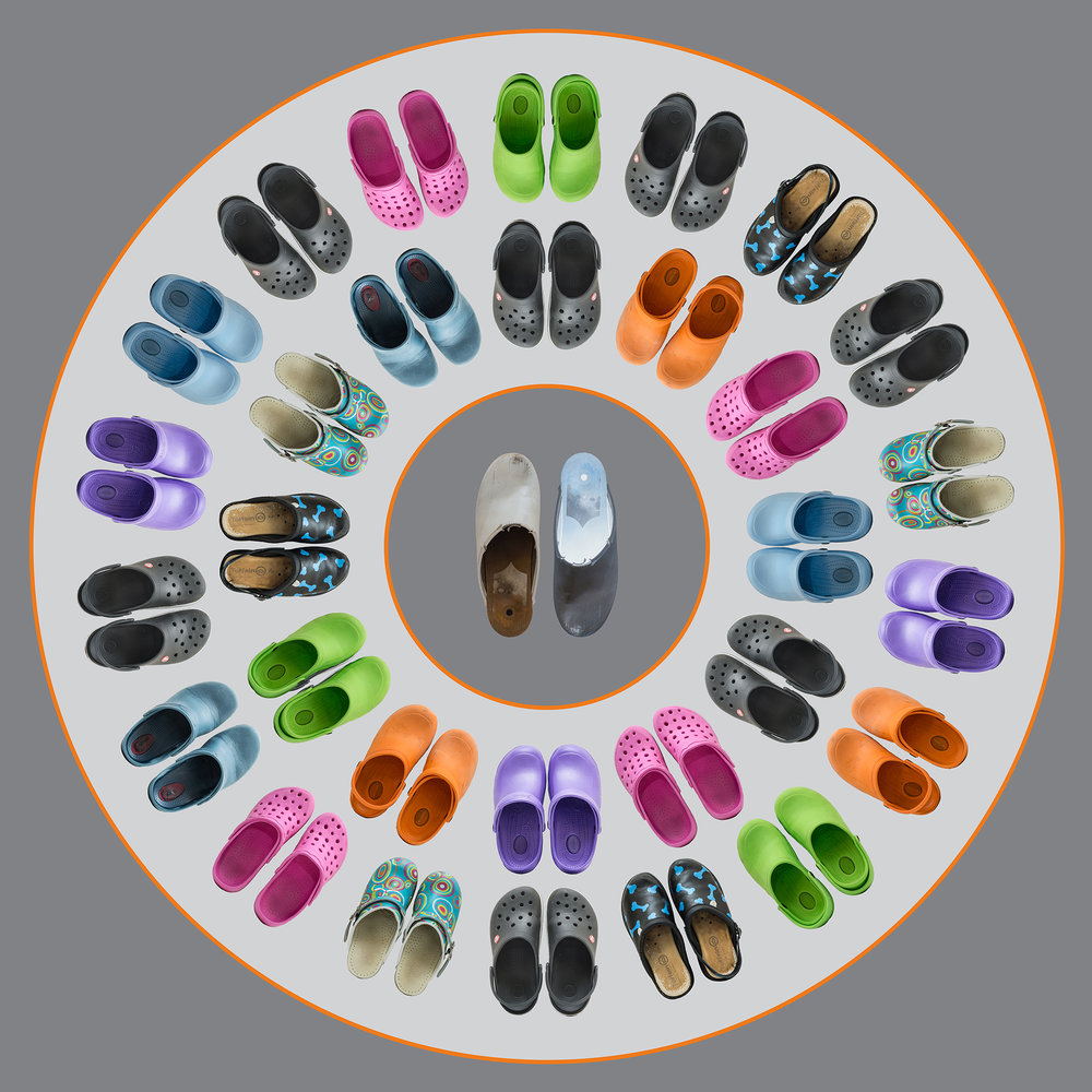 Bourn Hall | Steptoe's Missing Clog