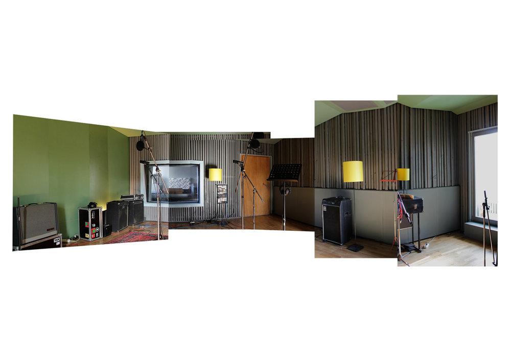 (C) Singer Akustik Recording Studio Salon Berlin