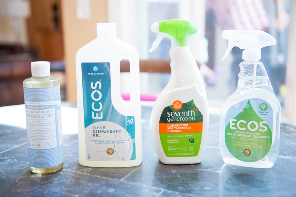 Kitchen Cleaners — LIFE SMART by Carrie Dorr