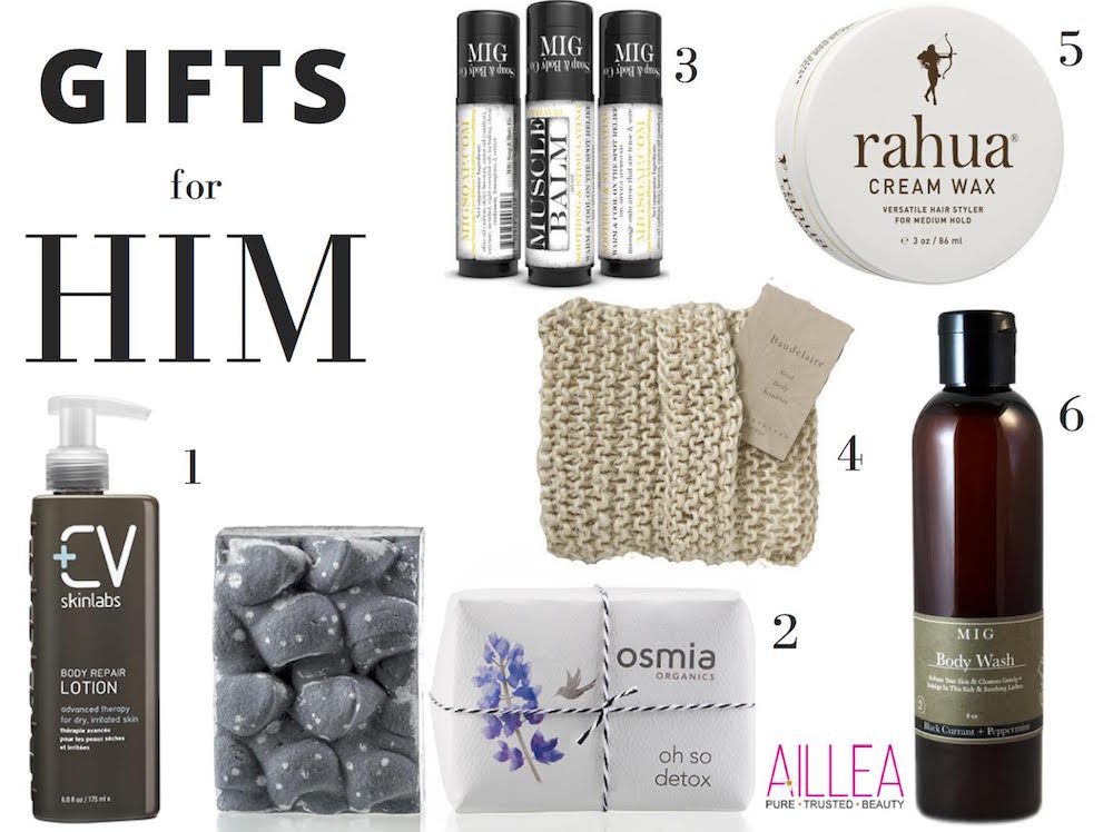 Clean Beauty Gift Guide by Kathryn Dickinson- LIFE SMART by Carrie Dorr