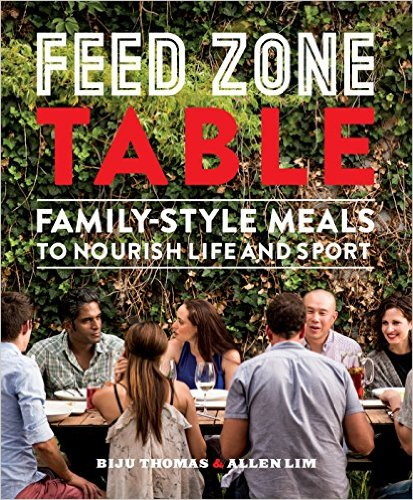 Feed Zone Table by Chef Biju K. Thomas + Allen Lim PhD