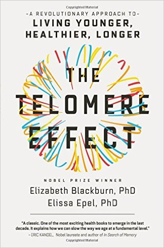 The Telomere Effect by Elizabeth Blackburn, PhD + Elissa Epel, PhD