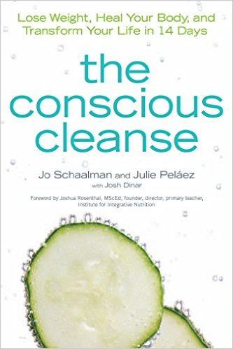The Conscious Cleanse by Jo Schaalman + Julie Pelaez