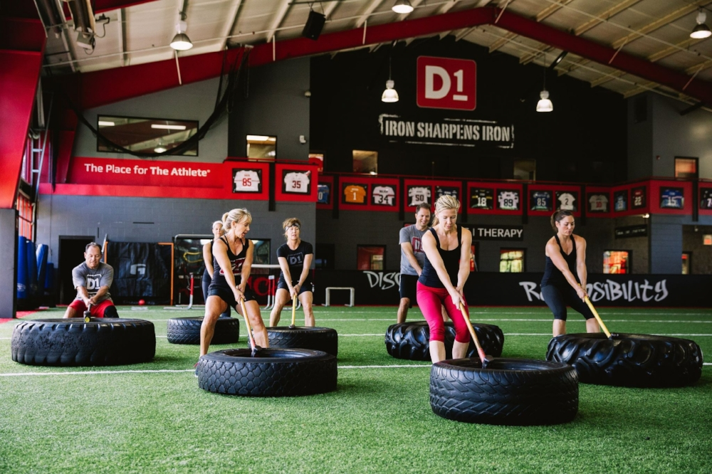 D1 + Founder Will Bartholomew- Train Like An Athlete- LIFE SMART by Carrie Dorr