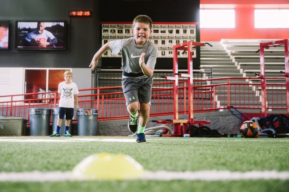 D1 + Founder Will Bartholomew- Train Like An Athlete-LIFE SMART by Carrie Dorr