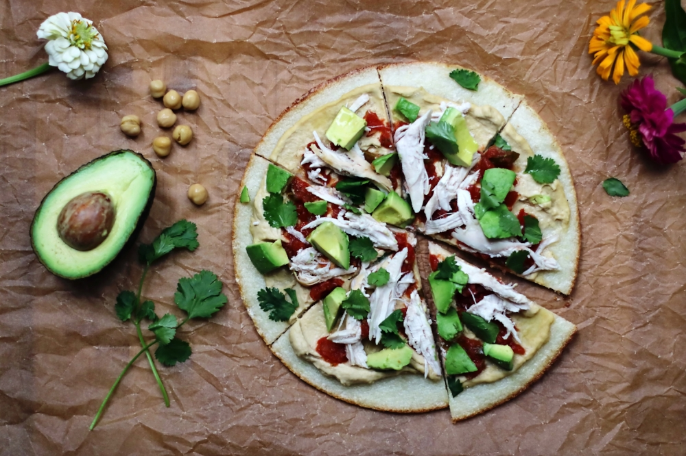 Taco Pizza-LIFE SMART by Carrie Dorr