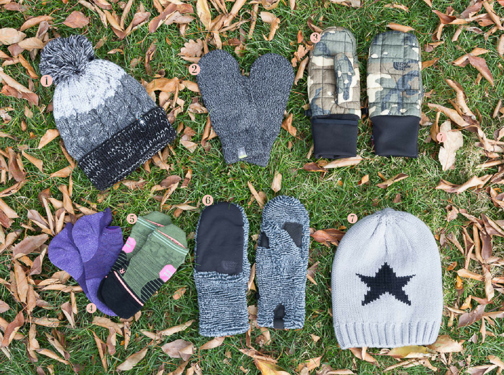 Accessories that keep you warm AND stylish!- LIFE SMART by Carrie Dorr