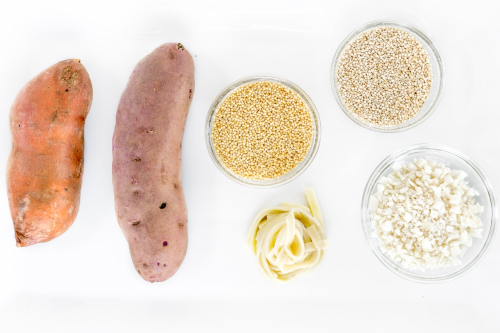 Starch Alternatives-LIFE SMART by Carrie Dorr