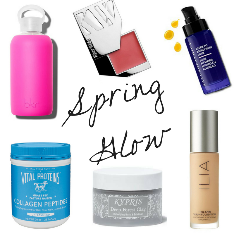 Spring Glow-LIFE SMART by Carrie Dorr