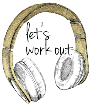 June Workout Mix-LIFE SMART by Carrie Dorr