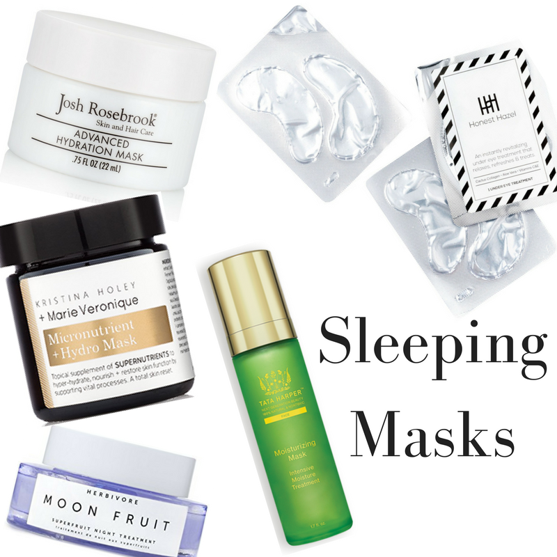 Sleeping Masks- LIFE SMART by Carrie Dorr
