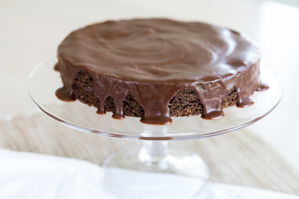 Chocolate Cake-LIFE SMART by Carrie Dorr