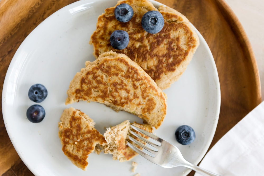 Protein Pancakes-LIFE SMART by Carrie Dorr