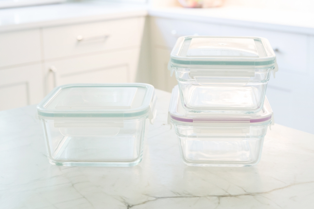 Goodbye to Plastic Food Storage-LIFE SMART by Carrie Dorr