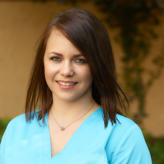 Jeannette H., Med. Fachangestellte